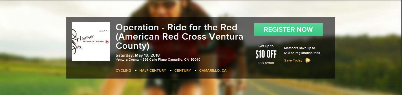 American Red Cross - Ride for the Red @ Ride for the Red